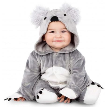 Disfraz de Koala de Peluche para Bebé