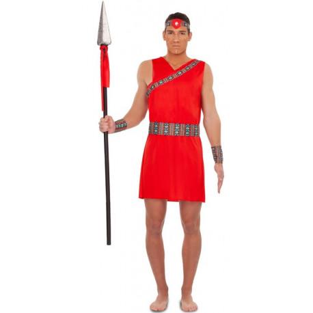 Disfraz de Masái Africano para Hombre