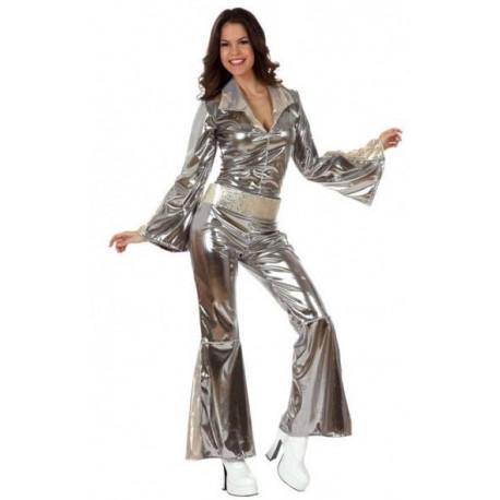 Disfraz de Mujer Discotequera