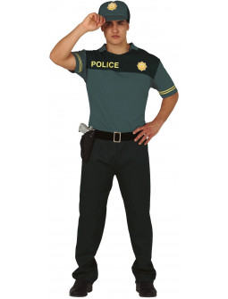 Disfraz de Guardia Civil para Adulto