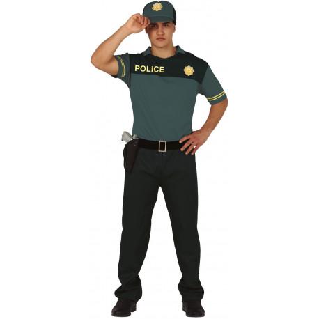 Disfraz de Guardia Civil para Adulto
