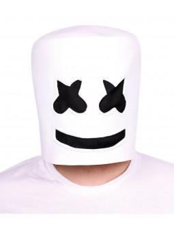 Máscara de Marshmello de Látex