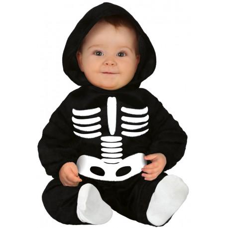 Disfraz de Esqueleto para Bebé