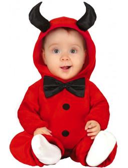 Disfraz de Diablillo Pajarita para Bebé