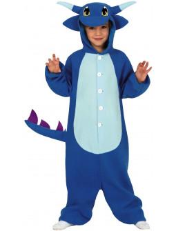 Disfraz de Dragón Pijama para Niño