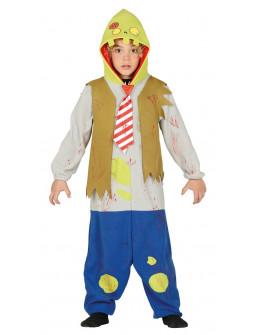 Disfraz de Zombi de Plantas contra Zombis Infantil