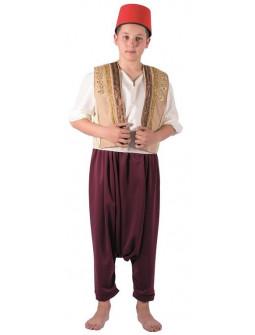 Disfraz de Moro Árabe para Niño