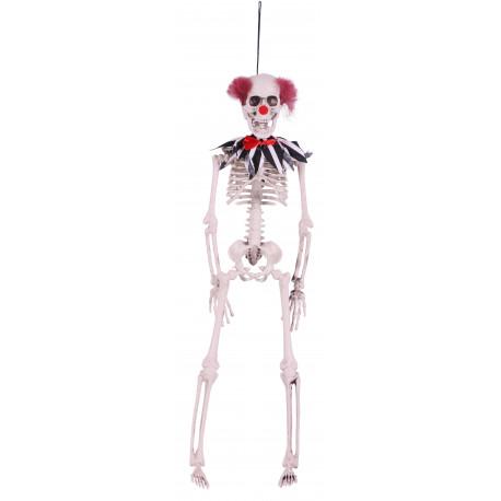 Payaso Esqueleto para Decoración de Halloween