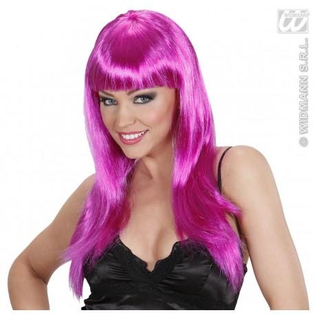Peluca Morado - Quality Wig -