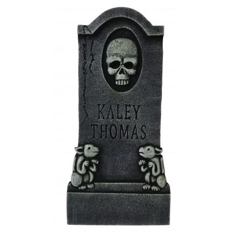 Lápida de Cementerio para Decoración de Halloween