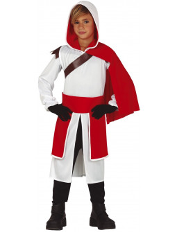 Disfraz de Assassin's Creed Blanco Infantil