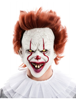 Máscara de Payaso Pennywise IT para Adulto