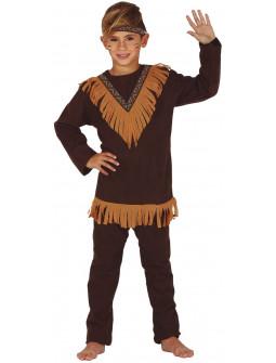 Disfraz de Indio Apache para Niño