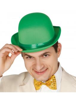Bombín Verde para Adulto