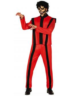 Disfraz de Michael Jackson Thriller para Hombre