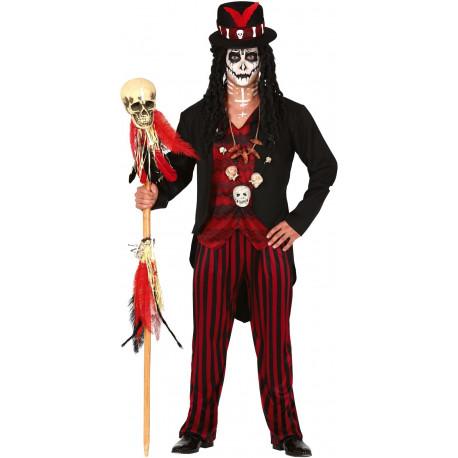 Disfraz de Chamán Voodoo para Hombre