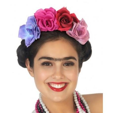 Diadema de Flores de Frida Kahlo