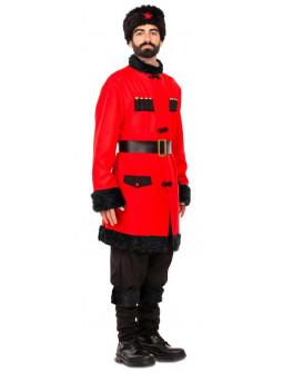 Disfraz de Ruso Soviético para Hombre
