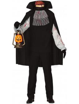 Disfraz de Caballero Decapitado para Adulto