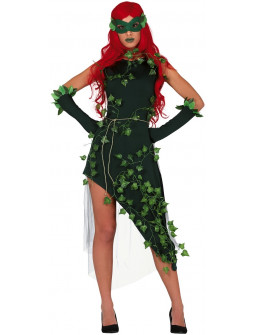 Disfraz de Hiedra Venenosa para Mujer
