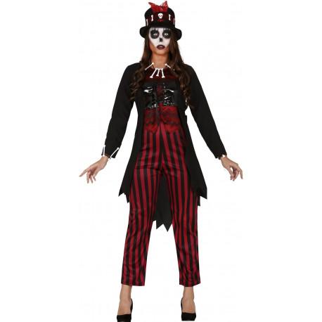 Disfraz de Hechicera Voodoo para Mujer