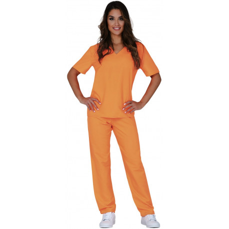Disfraz de Orange is The New Black para Mujer
