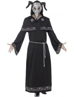 Disfraz de Hechicero Satánico para Adulto