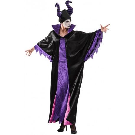Disfraz de Bruja Maléfica Clásica para Adulto