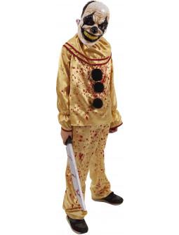 Disfraz de Payaso Maníaco Infantil