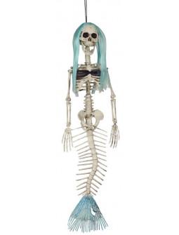 Esqueleto de Sirena Colgante