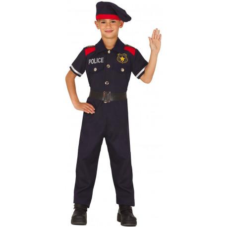 Disfraz de Mosso d'Esquadra Infantil