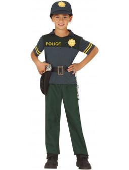 Disfraz de Guardia Civil Infantil