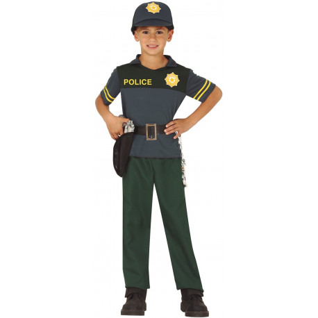 Disfraz de Guardia Civil Infantil