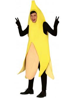 Disfraz de Banana Marrana para Adulto
