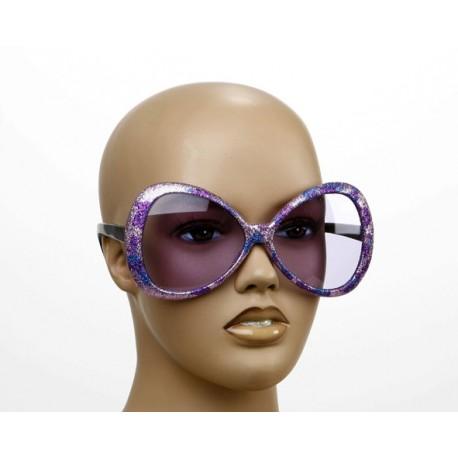 Gafas Fasion de Purpurina