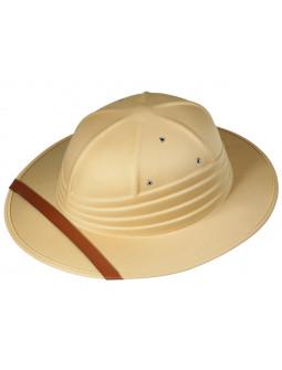 Sombrero de Safari Beige Premium