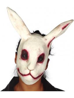 Máscara de Conejo Aterrador