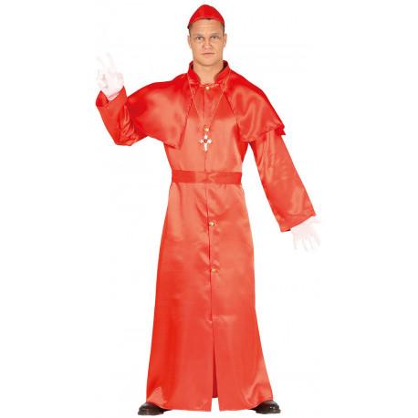 Disfraz de Hombre Cardenal