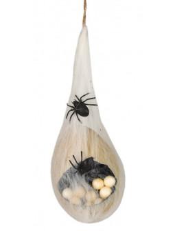Nido de Arañas con Luz para Decoración de Halloween
