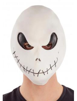 Máscara de Jack Skellington de Látex