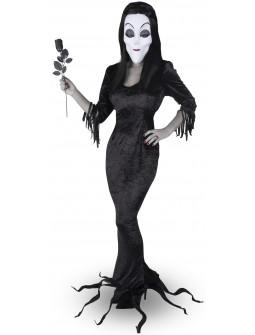 Disfraz de Morticia Addams Oficial para Adulto