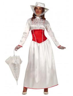 Disfraz de Mary Poppins Clásico para Mujer
