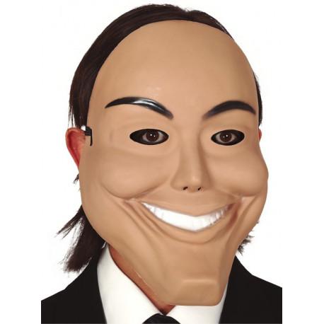Máscara Sonriente de La Purga
