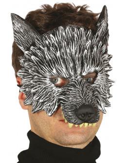 Máscara de Lobo de Foam
