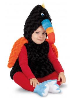 Disfraz de Tucán de Peluche para Bebé
