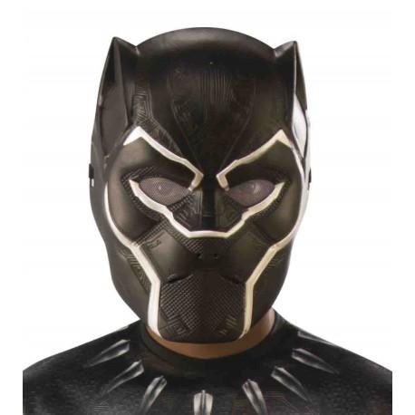 Máscara de Black Panther Marvel Infantil