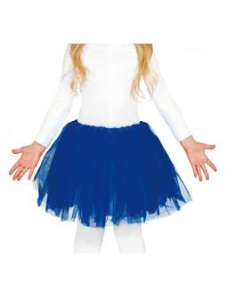 Tutú Azul Marino para Niña