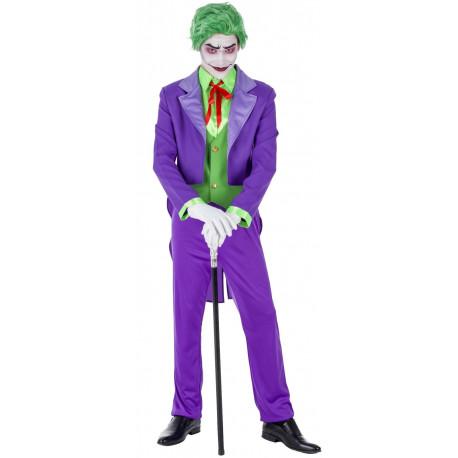 Disfraz de Joker Elegante para Hombre