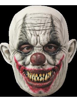 Máscara de Payaso Siniestro para Adulto
