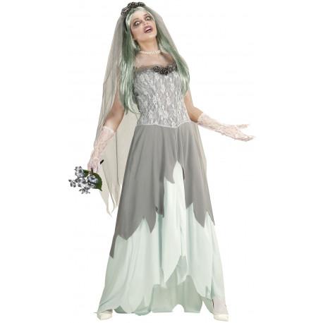 Disfraz de La Llorona Novia Siniestra para Mujer